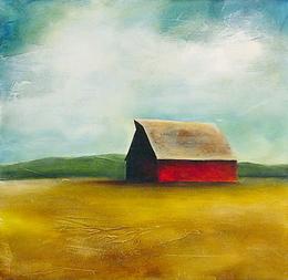 Caitlin Schwerin's Red Barn